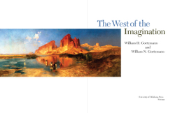 Interior sample for The West of the Imagination