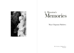 Interior sample for A Mansion's Memories