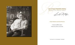 Interior sample for Luis Ortega's Rawhide Artistry: Braiding in the California Tradition